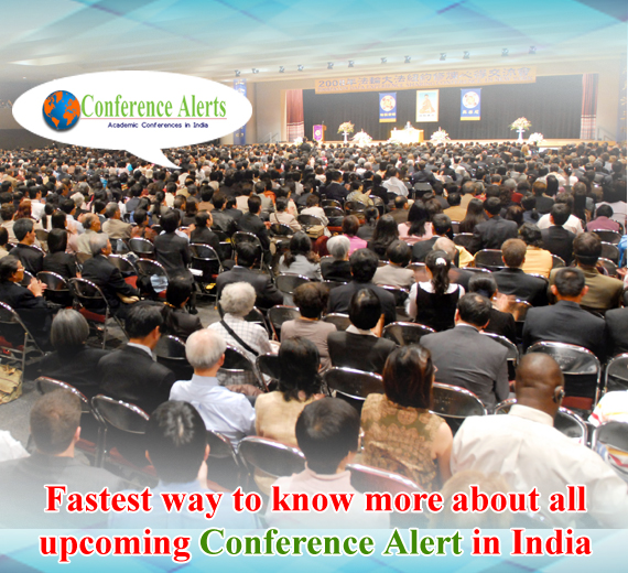 Upcoming conference in India