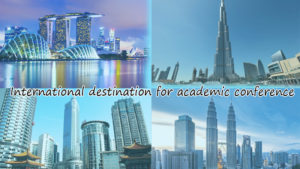 international destination for academic conference