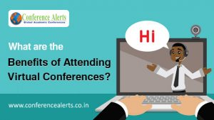 Virtual conference - benefits